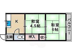 西田辺駅 3.0万円