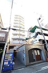 シャンクレール南堀江[8階]の外観