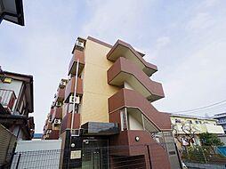 東京都国分寺市東恋ヶ窪2丁目の賃貸アパートの外観