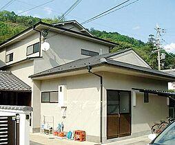京都府京都市左京区松ケ崎東町の賃貸アパートの外観