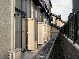 愛知県東海市加木屋町畑尻の賃貸アパートの外観