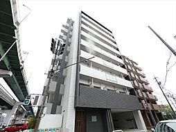 愛知県名古屋市北区黒川本通4丁目の賃貸マンションの外観