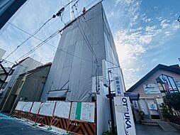 JR阪和線 長居駅 徒歩2分の賃貸マンション