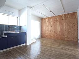 鶴甲コーポ15号棟[503号室]の外観
