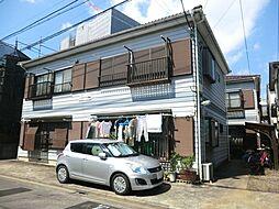 埼玉県さいたま市浦和区常盤5丁目の賃貸アパートの外観