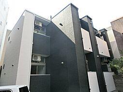 フィールグッド新栄[2階]の外観