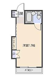 ファーストメゾン弐番館[305号室号室]の間取り