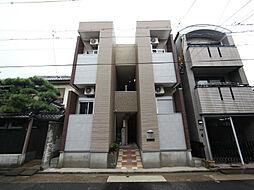 愛知県名古屋市中村区西米野町3の賃貸アパートの外観