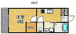 ステージソダII[2階]の間取り