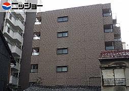 ステラ新栄[3階]の外観