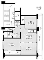 VH石生-II[2階]の間取り
