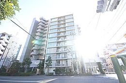 JR高崎線・宇都宮線「尾久」駅徒歩3分と都心へのアクセスも良好です。ぜひ現地でご確認ください。