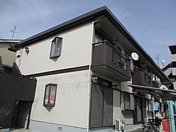大阪府門真市千石西町の賃貸アパートの外観