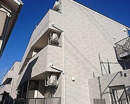 新築・ルーツ拾壱番館[    1階号室]の外観
