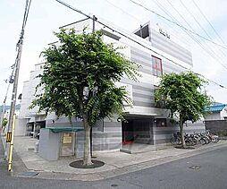 京都府京都市山科区四ノ宮鎌手町の賃貸マンションの外観
