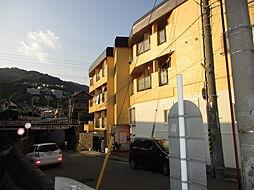 阪急神戸線 岡本駅 3階建[3F号室]の外観