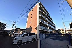 福岡県北九州市小倉南区中曽根6丁目の賃貸マンションの外観
