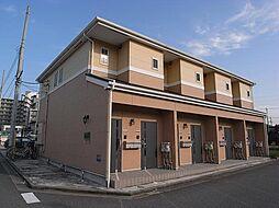 千葉県八千代市村上南5丁目の賃貸アパートの外観