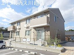 三重県桑名市野田6丁目の賃貸アパートの外観
