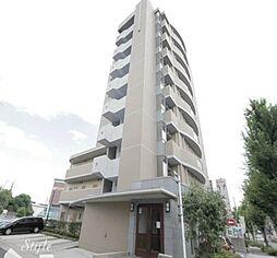 愛知県名古屋市名東区藤里町の賃貸マンションの外観