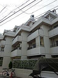 ステラハイム富ヶ谷[3階]の外観