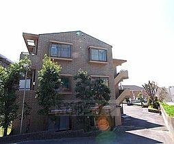 京都府城陽市長池の賃貸マンションの外観