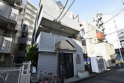 神奈川県川崎市川崎区本町2の賃貸マンションの外観