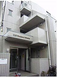 クリオお花茶屋壱番館[3階]の外観