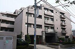 フランシェール妙蓮寺[206号室号室]の外観