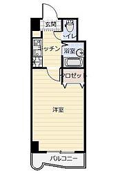 No.35 サーファーズプロジェクト2100小倉駅[403号室]の間取り
