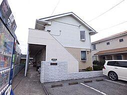 千葉県船橋市薬円台3丁目の賃貸アパートの外観