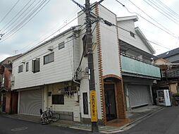 東京都江戸川区本一色1丁目の賃貸アパートの外観