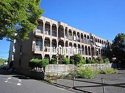 シャトー角田[1階]の外観