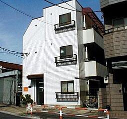 東京都足立区綾瀬6丁目の賃貸マンションの外観