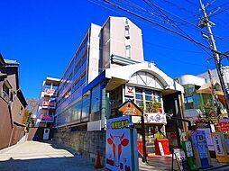 奈良県奈良市鍋屋町の賃貸マンションの外観
