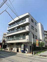 レジデンスヤマガタ[2階]の外観