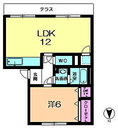 木津駅 5.3万円