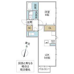 (仮)D-roomよしわら A