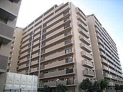 大阪府大東市新町の賃貸マンションの外観