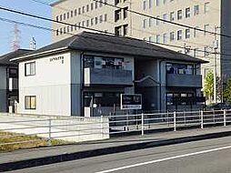 ロイヤル田坂IIA棟[202号室]の外観