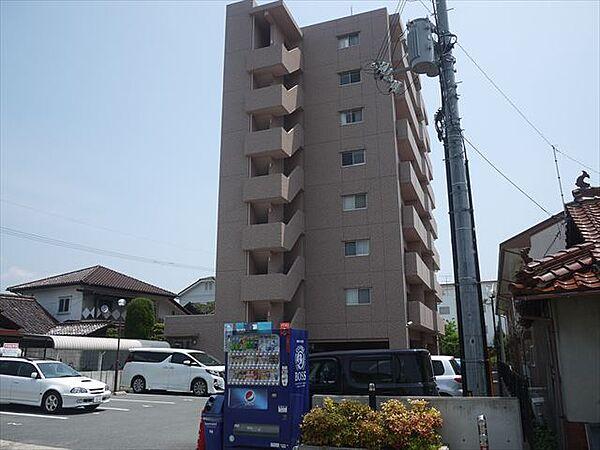 あすか八番館 5階の賃貸【広島県 / 東広島市】