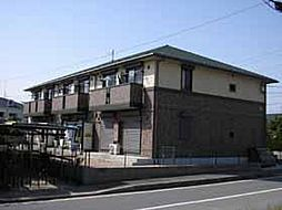 千葉県君津市外箕輪1丁目の賃貸アパートの外観