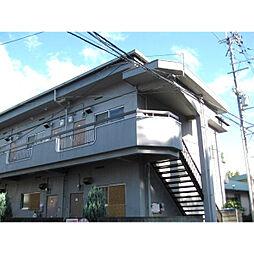 大阪府枚方市東中振1丁目の賃貸アパートの外観