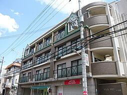 レジデンスマロン弐番館[4階]の外観