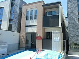 広島県広島市佐伯区楽々園3丁目の賃貸アパートの外観