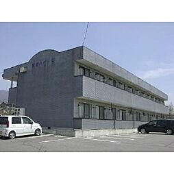 東信ハイツE棟[1階]の外観