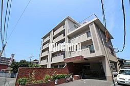 コーポサンホルト[1階]の外観
