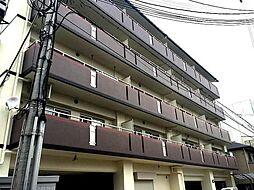 ラヴィータ南田辺[4階]の外観