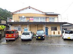 松本アパート[202号室]の外観