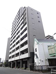 東京都北区王子5の賃貸マンションの外観